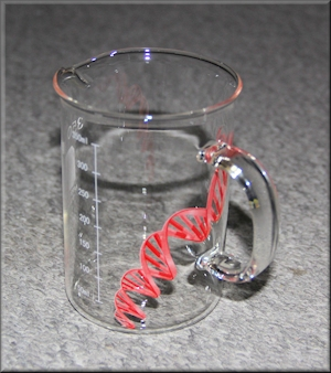 DNA Beaker Mugs