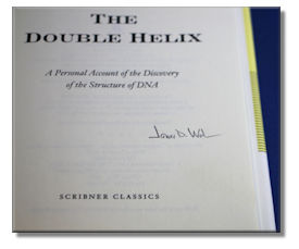 The Double Helix by Watson