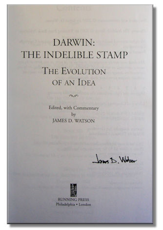 Darwin - The Indelible Stamp Evolution of an Idea