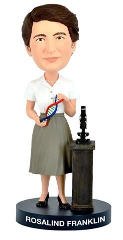 Rosalind Franklin Bobblehead