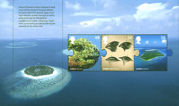 009 Prestige Stamp Booklet DX45
