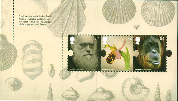 2009 Prestige Stamp Booklet DX45