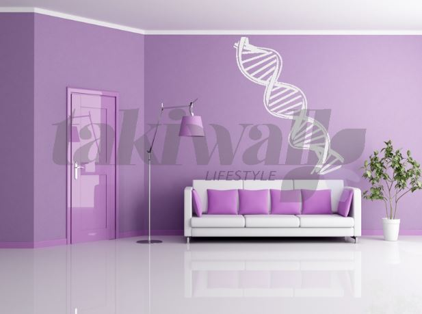 DNA Wall Stickers